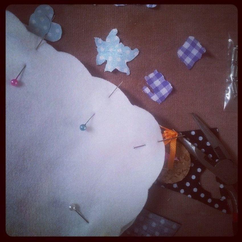 Winter creations. Coming up soon Dachita Craft