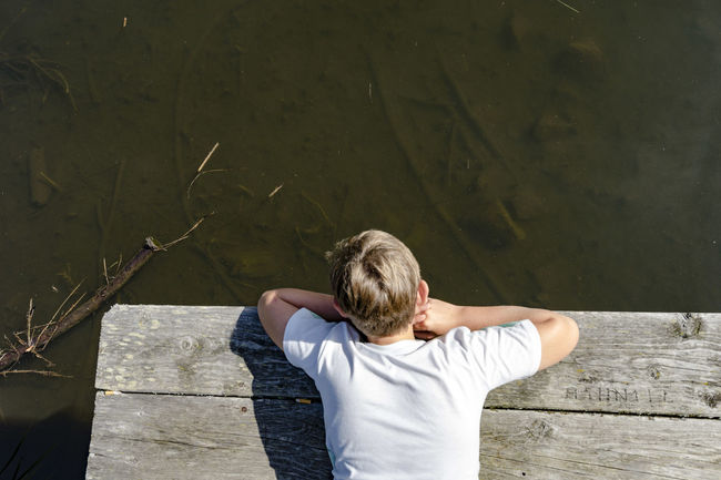 young and free Lifestyles Nature Outdoors See Steg Summertime Water Young And Free