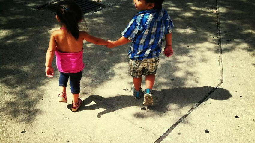 brother sister love ~•<3•~