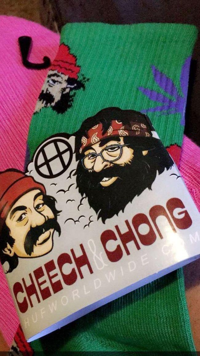 Huf Cheech And Chong✌