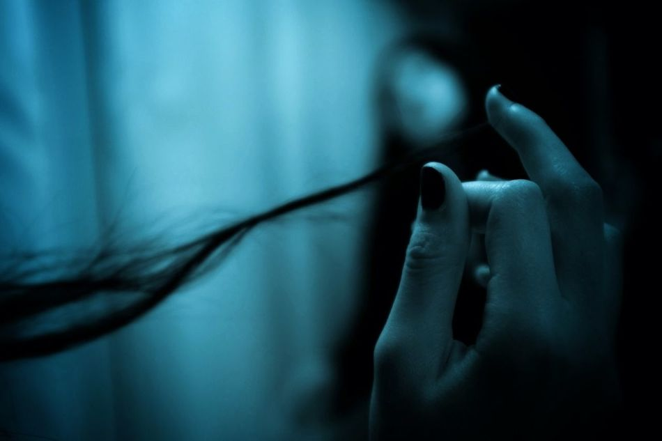 Beautiful stock photos of gothic, Beauty, Black Hair, Blurred, Close-Up
