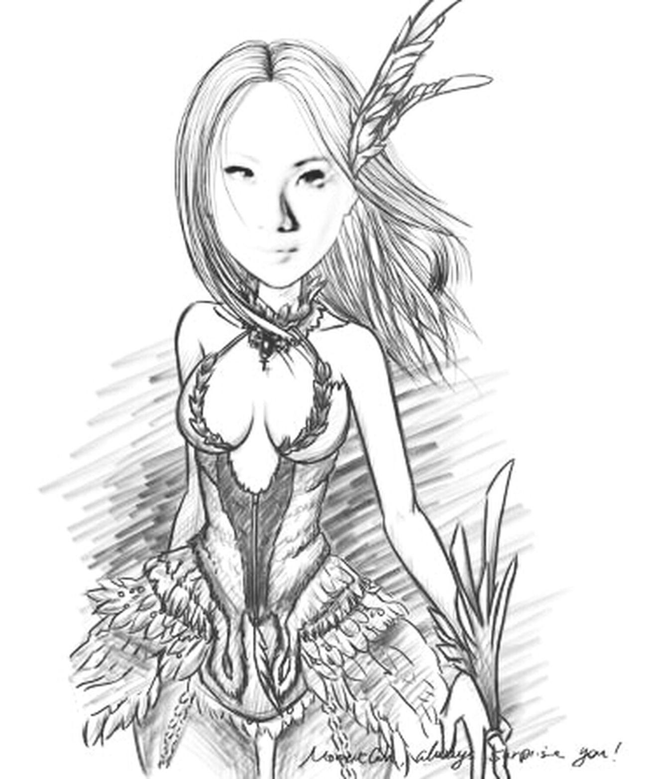 CL Caricarure Diva Momentcam
