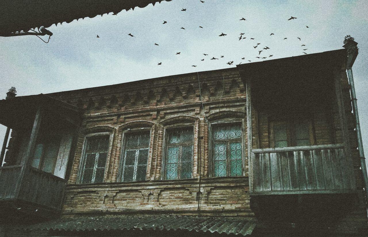 Edgar Allan Poe's house in Quba,))