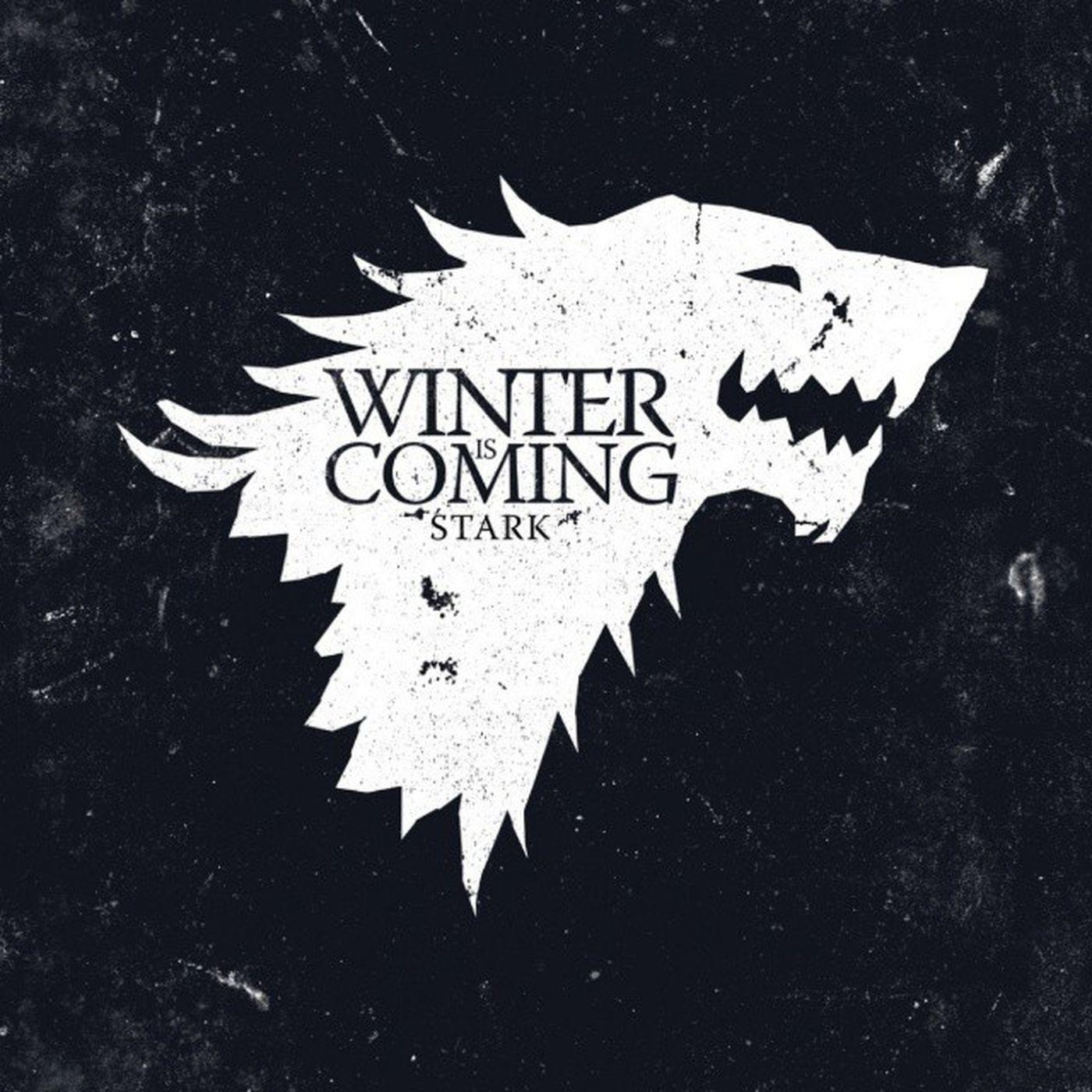 Winter is Coming!! ;-) Got Gameofthrones Winteriscoming Winter HBO Hottopics Cold Show Focus Imdb Season1 Game Thrones Life Violence Skyrim Irfan