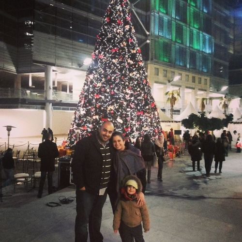 Christmas_tree @ The_boulevard Abdali