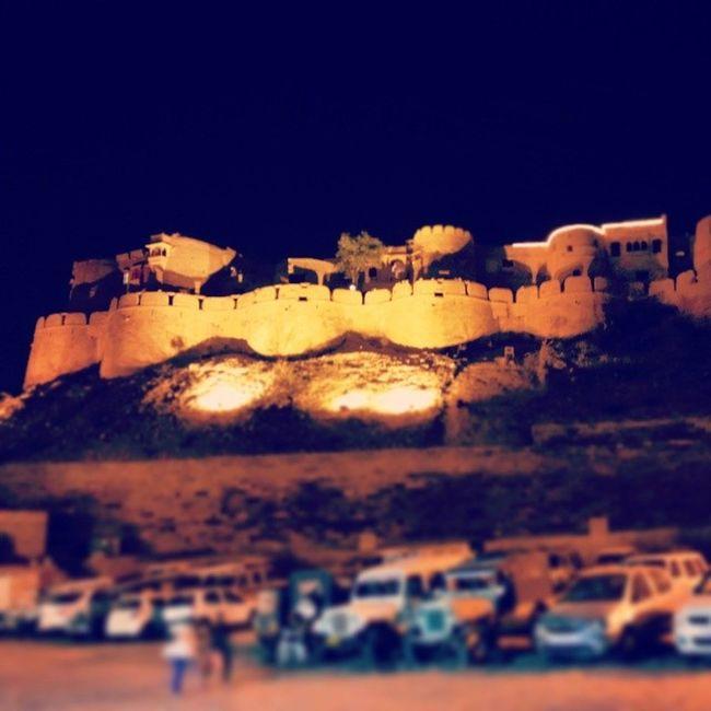 Photography SonarKella Fort Jaisalmer Rajasthan India