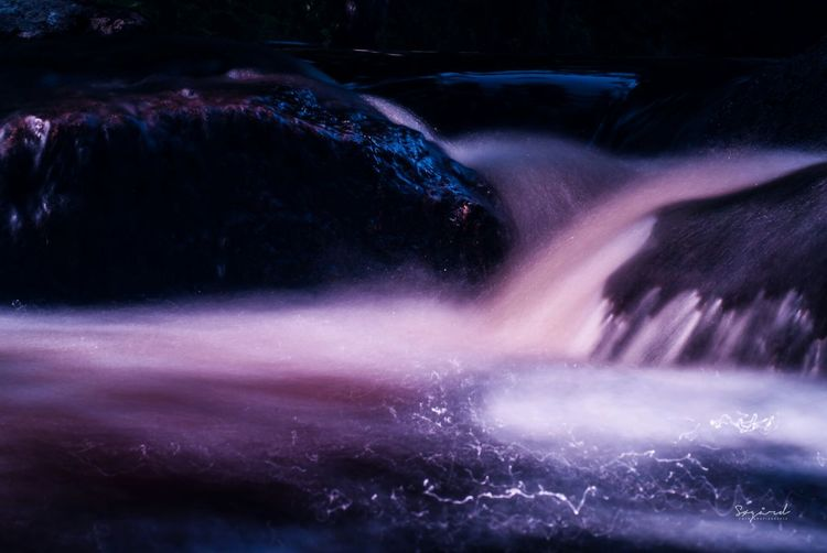 long shutter at the photography trip this summer! Image taken at Skarnes, Norway. Water Landscape Colors Norway