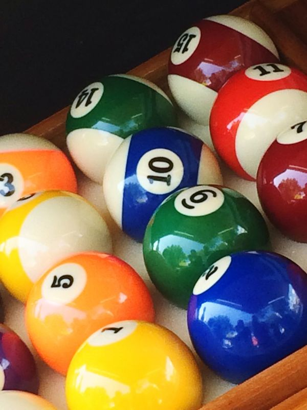 Balls Numbers Colors 🎱🎱🎱