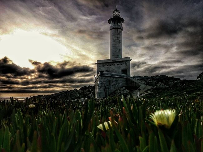 Architecture Nature Landscape Lighthouse Galicia Spain Sunset The Magic Mission