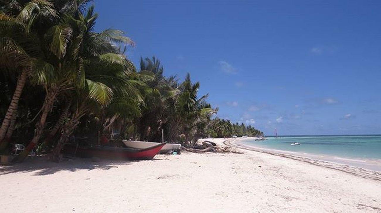 Buen día el paraíso 🌴🌊 Rockycay Sanandresislas Colombia Caribbean Vocation Paradise Beach Blessed