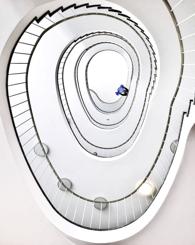 My Fuckin Berlin Shootermag Eye4photography  Architecture_collection The World Needs More Spiral Staircases What I Value