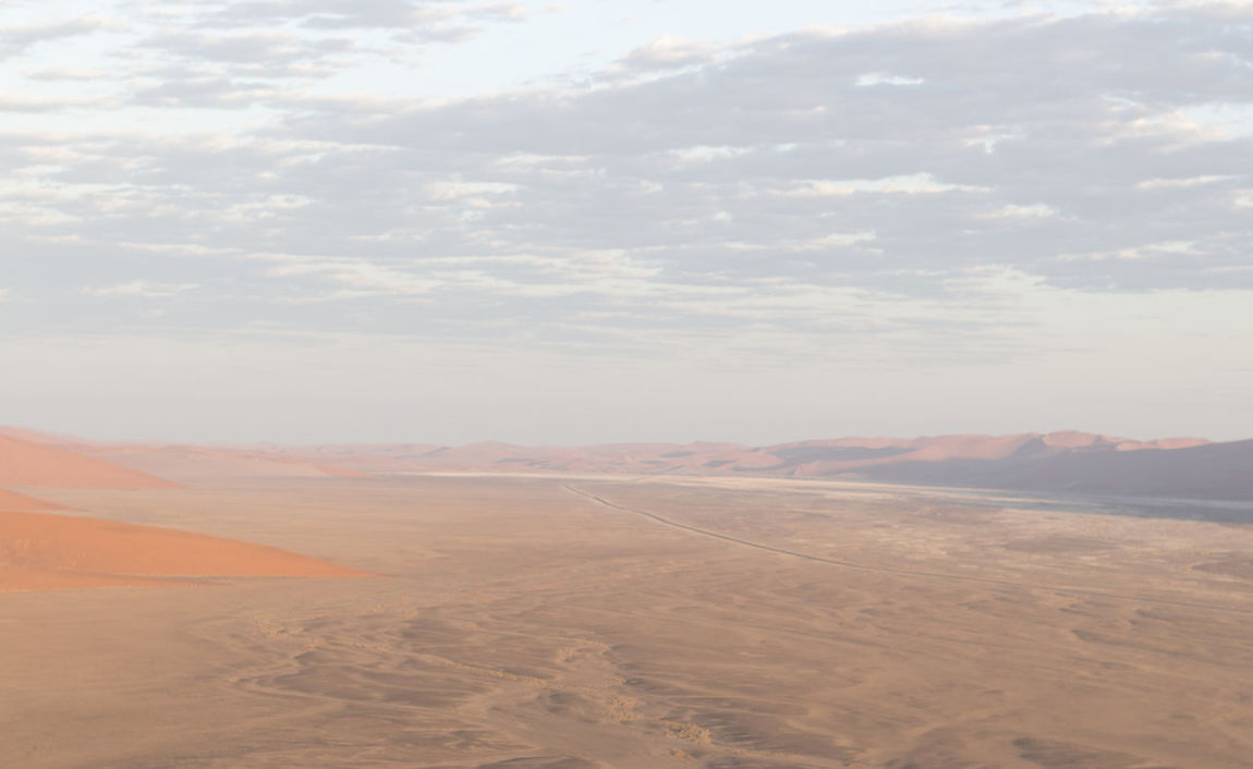 Arid Climate Beauty In Nature Cloud - Sky Day Desert Landscape Mountain Namib Desert Namib Dunes Namibia Namibia Landscape NamibiaPhotography Nature No People Outdoors Sand Sand Dune Scenics Sky Tranquil Scene Tranquility