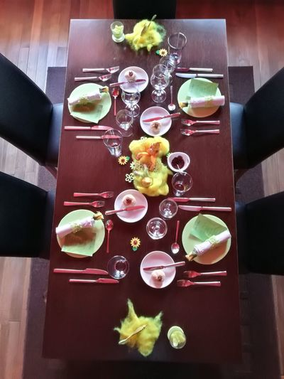 Table decoration Ready-to-eat Homemade Food