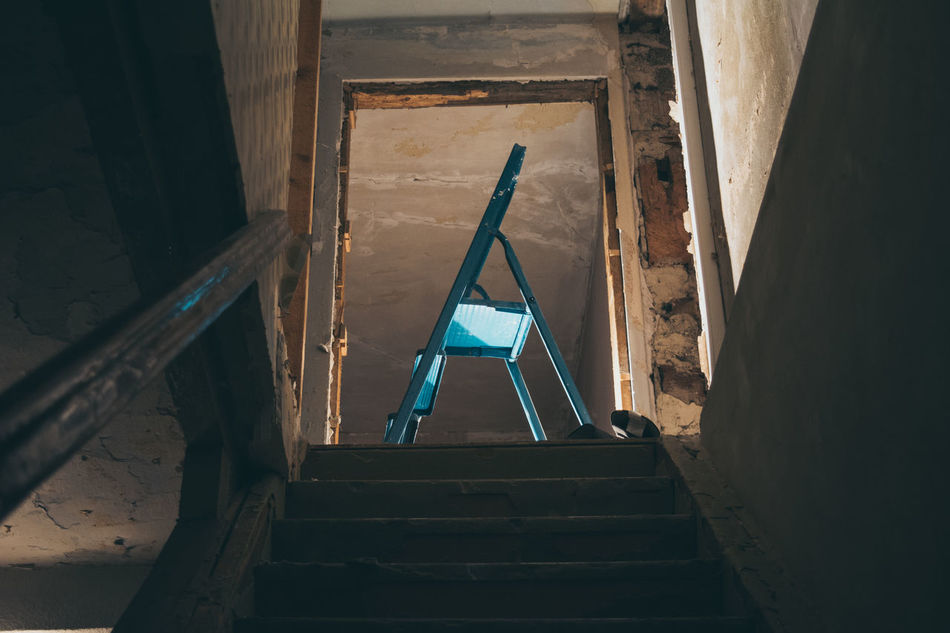 Architecture Building Building Exterior Built Structure Day House Inside Nikon Nikon D5200 No People Old Old Buildings Old House Old Town Popular Photos Rebuilding Staircase Stairs Steps Steps And Staircases The Way Forward VSCO Way Up