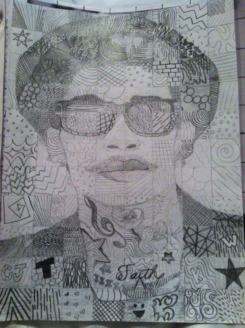 Had To Draw My Baby, Wiz❤