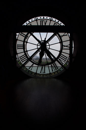 Clock Clock Face Concentric D'Orsay Day France Gare D'Orsay Hour Hand Indoors  Minute Hand Museum Musée D'Orsay No People Old-fashioned Paris Roman Numeral Sacre Coeur Time Wooden Floor
