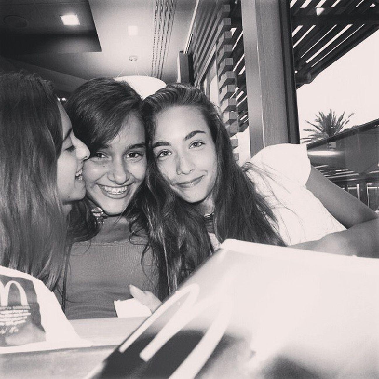 Hermanas Sisters Pcm Siempre Always Pato Cris McDonald Septiembre 2012 Summer12 Verano Enanas Peques Guapas Tonticas LasMejores