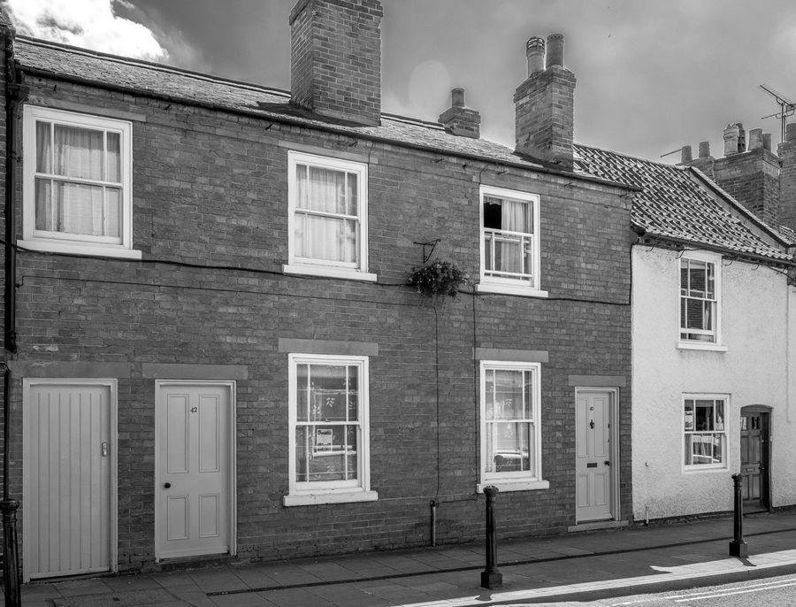 40 - 42 King Street, Southwell, Nottinghamshire Architecture Black And White Street Southwell Blackandwhite Monochrome Photography FUJIFILM X-T2 Nottinghamshire