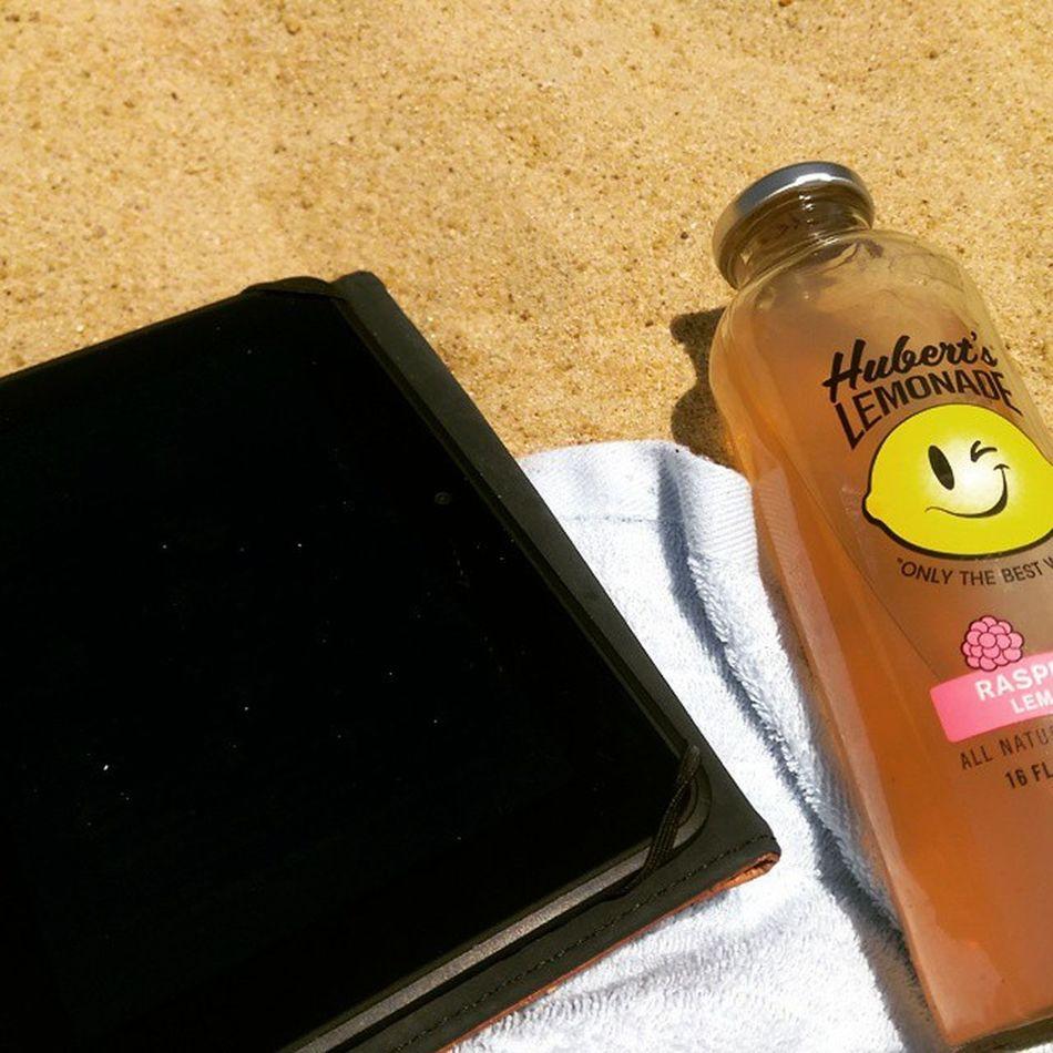 Beachtuesday Hubertslemonade Kindle Sand Sea Repulsebay Hothothot