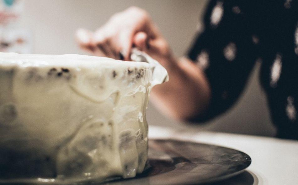 Beautiful stock photos of cake, Cake, Close Up, Day, Human Arm