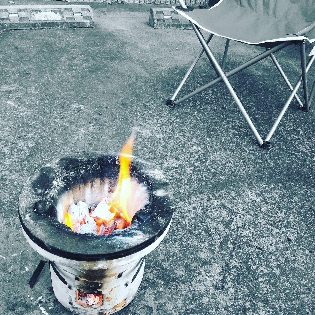 バーベキュー 七輪 Fire BBQ