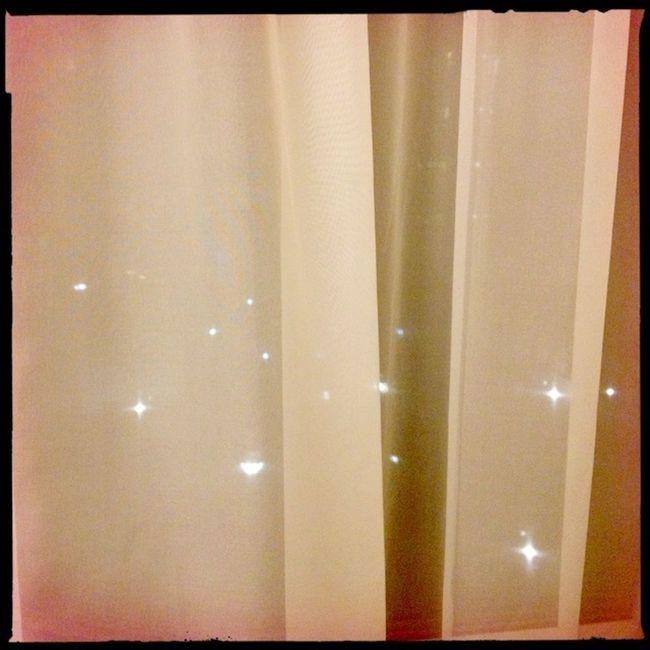 Hipstamatic Blanko Noir Film Watts Through The Curtain