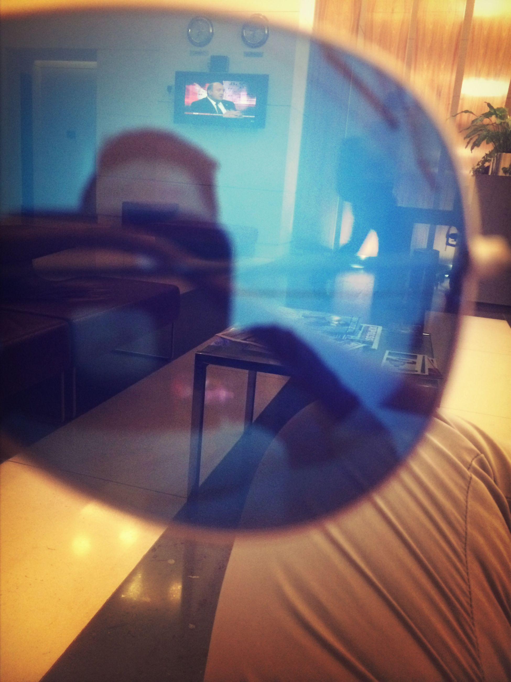Time To Reflect rayban