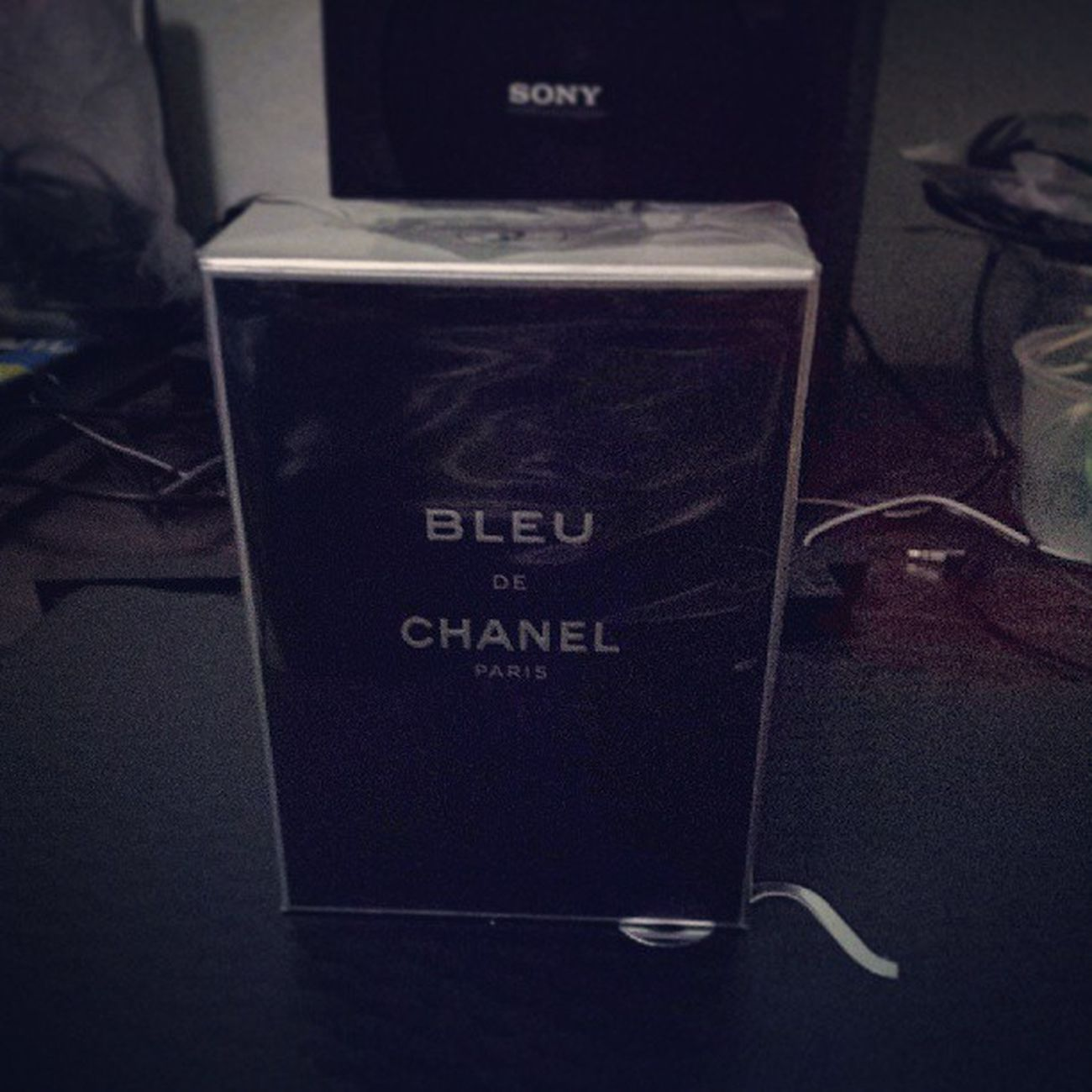 Adding on to my Ralph Lauren and Burberry EDT, welcome BLEU DE CHANEL as my new EDT! :D Chanel Bleudechanel Edt Cologne