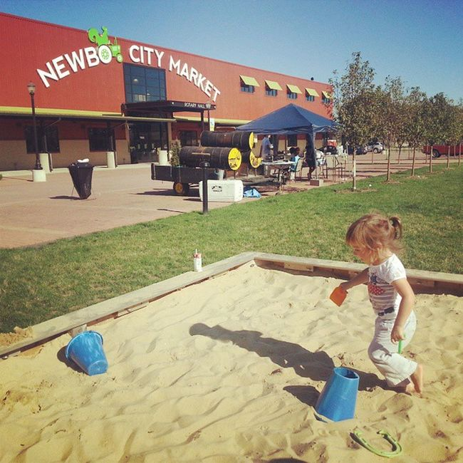 SeptemberFun at the Sandbox at NewBo