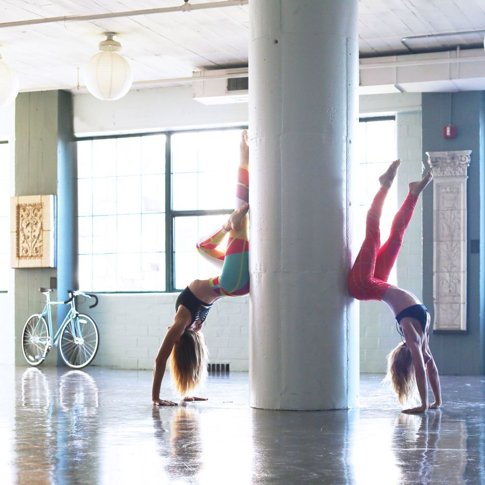 Beautiful stock photos of yoga, 45-49 Years, Architectural Column, Architecture, Balance