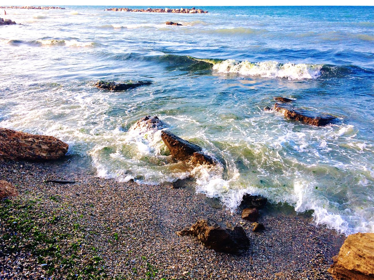 Sea Summer Italy Beach Freedom Spetacular Enjoying Life Coast Nature Waves