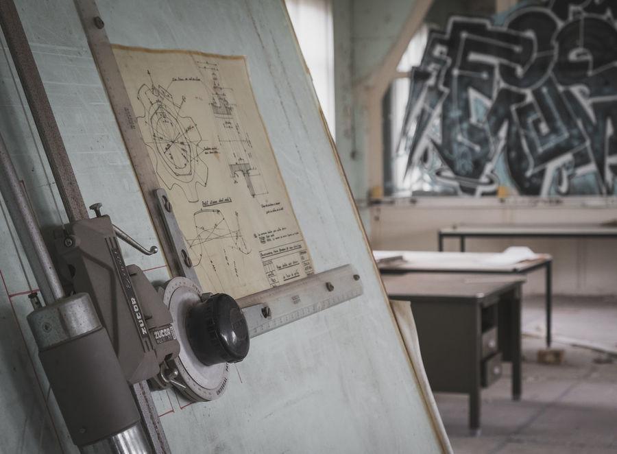 Abandoned architect offices at the Chaudronnerie near Liege, Belgium. Abandoned Places Architecture Belgium Decay Derelict Forgotten Fufjifilm X100S Graffiti Liège Office Urban Exploration Abandoned Abandoned Buildings Chaudronnerie Decaying Deserted Design Fuji Fujifilm Luik Office Building Urbanexploration Urbex Xt2 Zucor