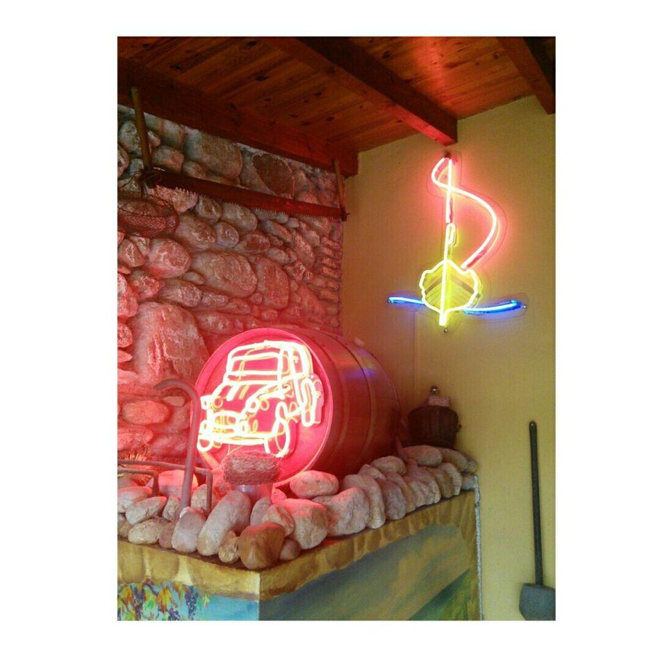 Neon Neon Lights Car Gorgeous Beautiful Luminous Perf Taking Photos Cute ByTheWay ? First Eyeem Photo