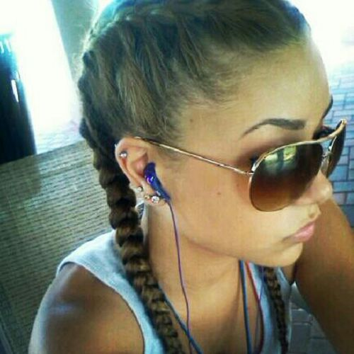 I Guess These Damn Braids Will Do!!!!!!
