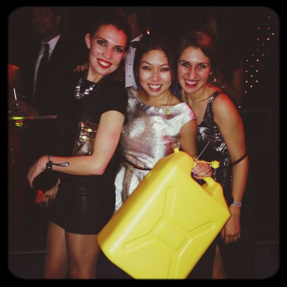 charity: ball after party Charity Newyork After Party Friends