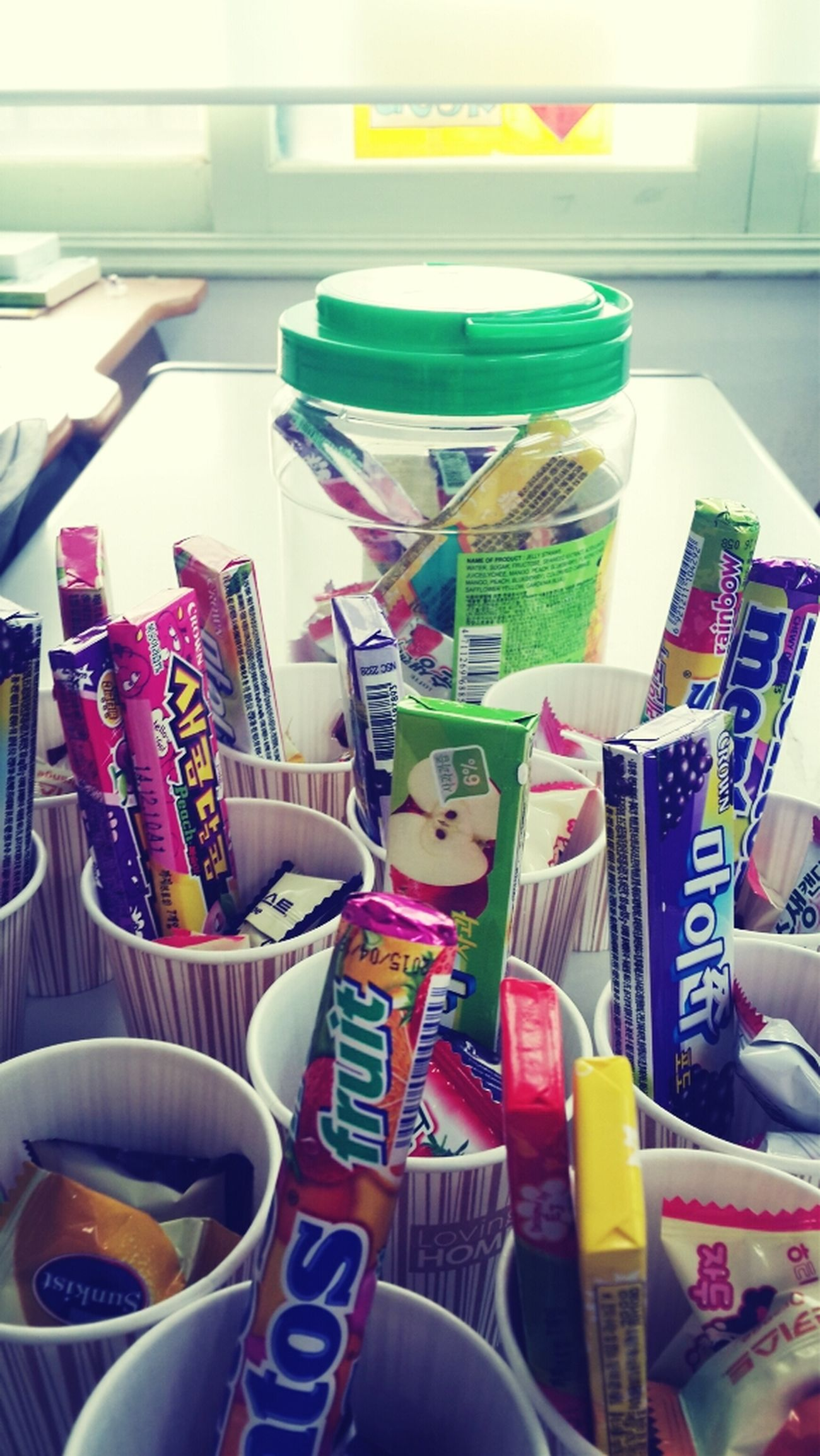 My name is not the only reason my kids call me candy teacher. even the most ADHD children find focus for these treats. Working Hello World Teaching English Korea