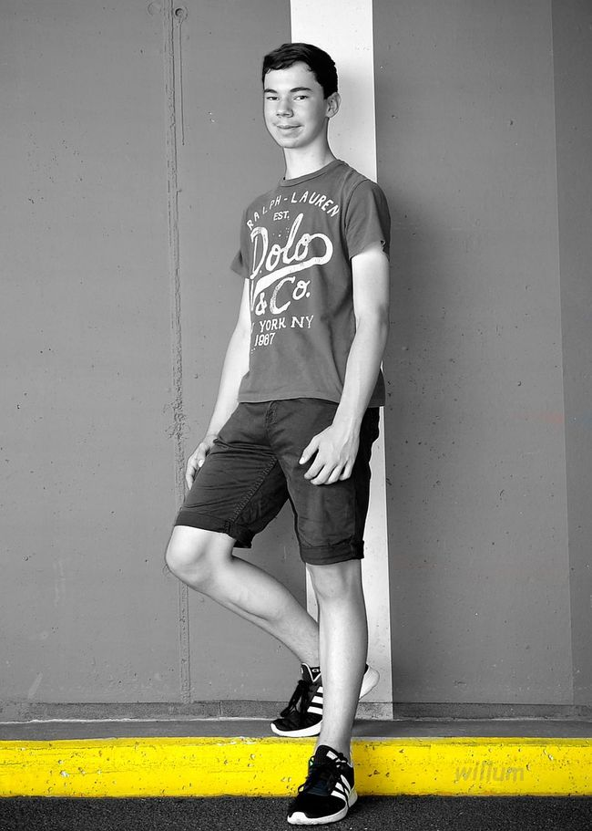 Portrait Photography Portrait Of A Man  Young Men Blackyellow Blackandwhite Portrait Yellowline Myson Youngmodel 14years Young Wild And Free(; Beautyful  Youngboy Black And White Portrait Childrenoftheworld