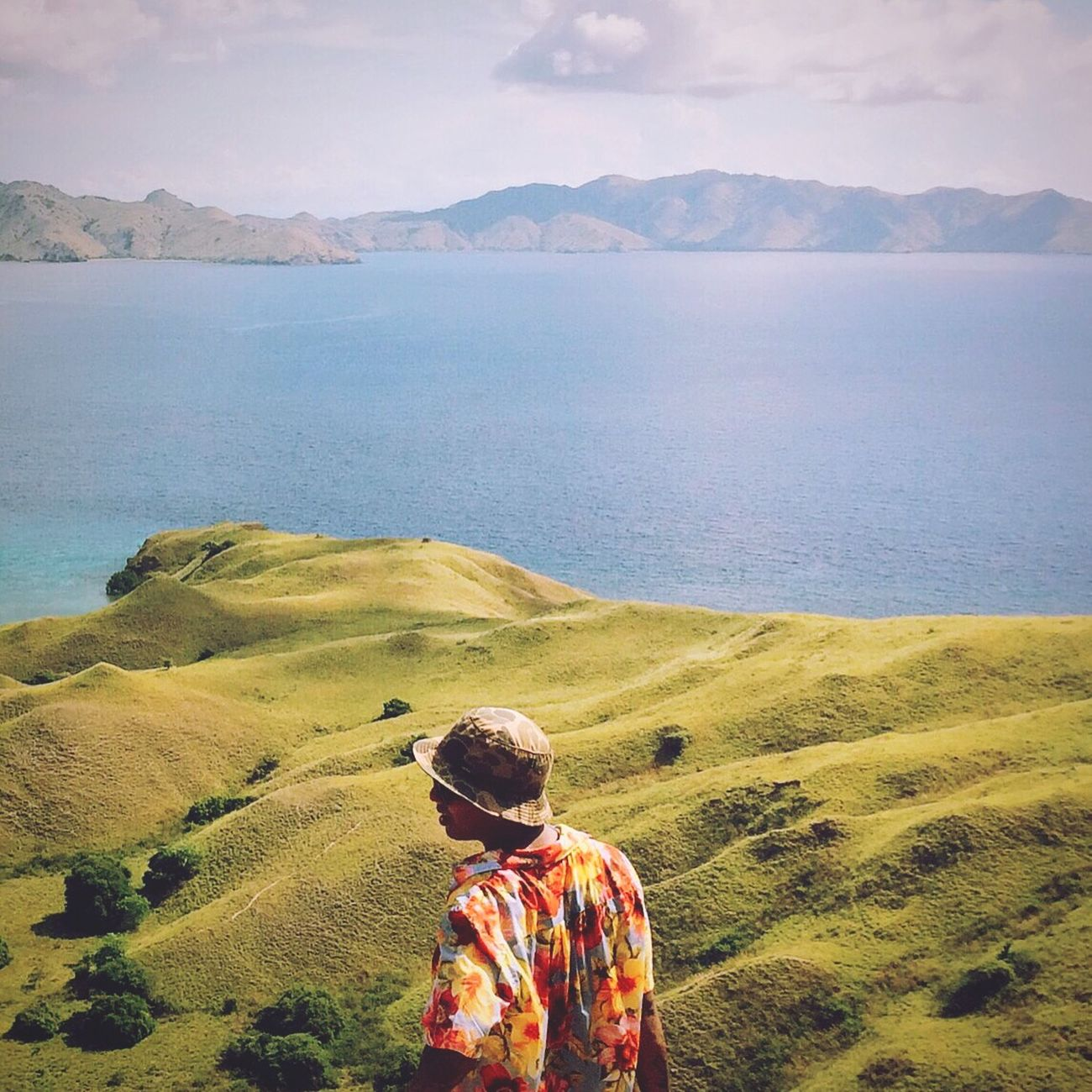 The View of Gili Laba The Great Outdoors With Adobe The Great Outdoors - 2015 EyeEm Awards The Traveler - 2015 EyeEm Awards Open Edit INDONESIA EyeEm Best Shots Enjoying Life Colour Of Life