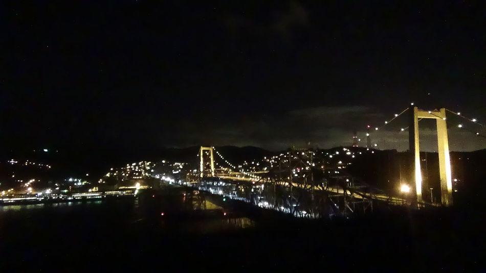 Bridges Carqunize Bridge Carquinezstraights Bridge Lights At Night Bridge And Lights Bridge Over Water Bay Area Bay Living Northern California