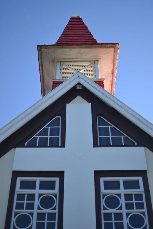 Mauritius Island  Mauritius Ilemaurice Church Church Tower Cap Malheureux Red Roof Churchwitharedroof Landscape Unique