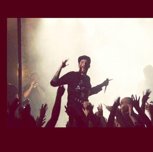 Bester Live-Mensch Der Welt - Casper @benniferrostock Casper *-* Xoxo # Beatpol Dresden. War so perfekt.