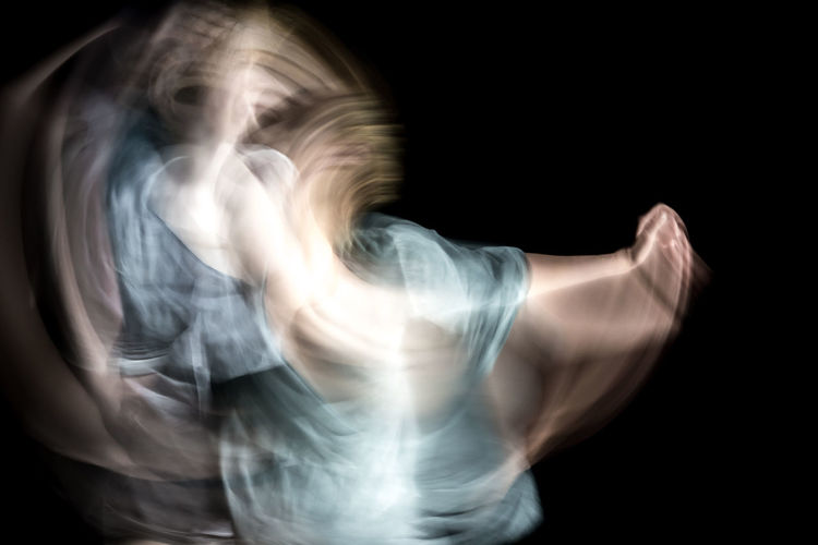 Abstract Abstract Photography Ballet Ballet Dancer Black Background Blurred Blurred Motion Blurred Movement Dance Dance Performance Dancers Dancing Experimental Experimental Photography Folkwang University Human Body Part Indoors  Motion Multiple Image People Real People Two Persons Young Adult Young Women AI Now