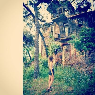 Hauntedhouse Tripy Büyükada Instamood Picoftheday