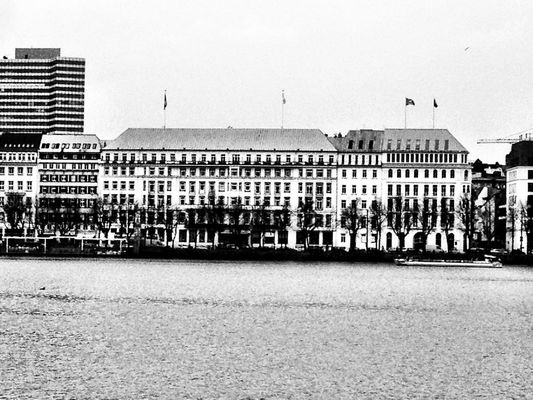 hotel in Hamburg by Adam Amar