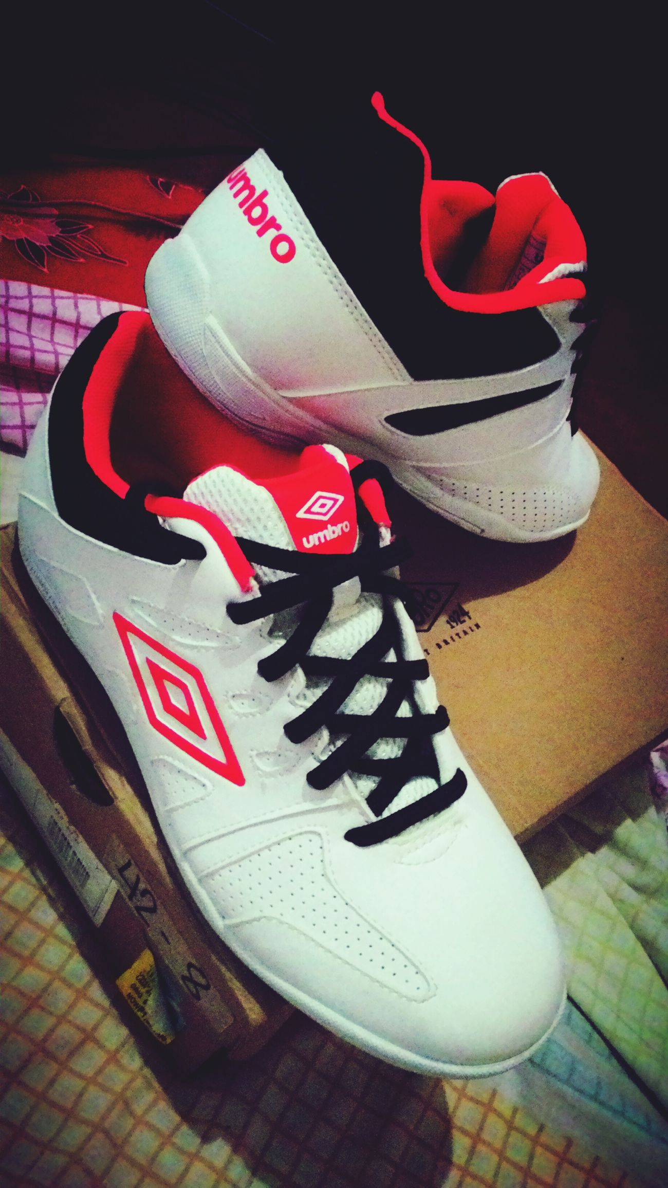 Thank u baby!!!😁😁😁 SupportiveGirlfriend Spoiledkiddo Umbro