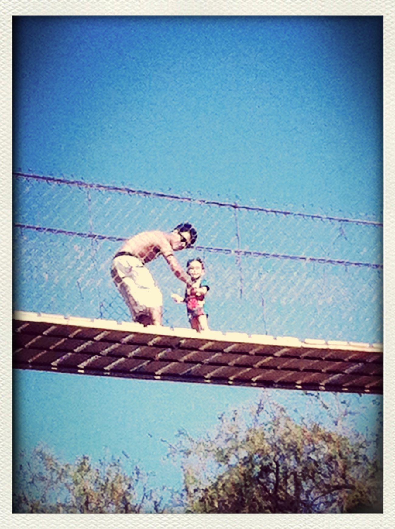 Intrepidos Casual Bridge River amo a mi sobrino.!