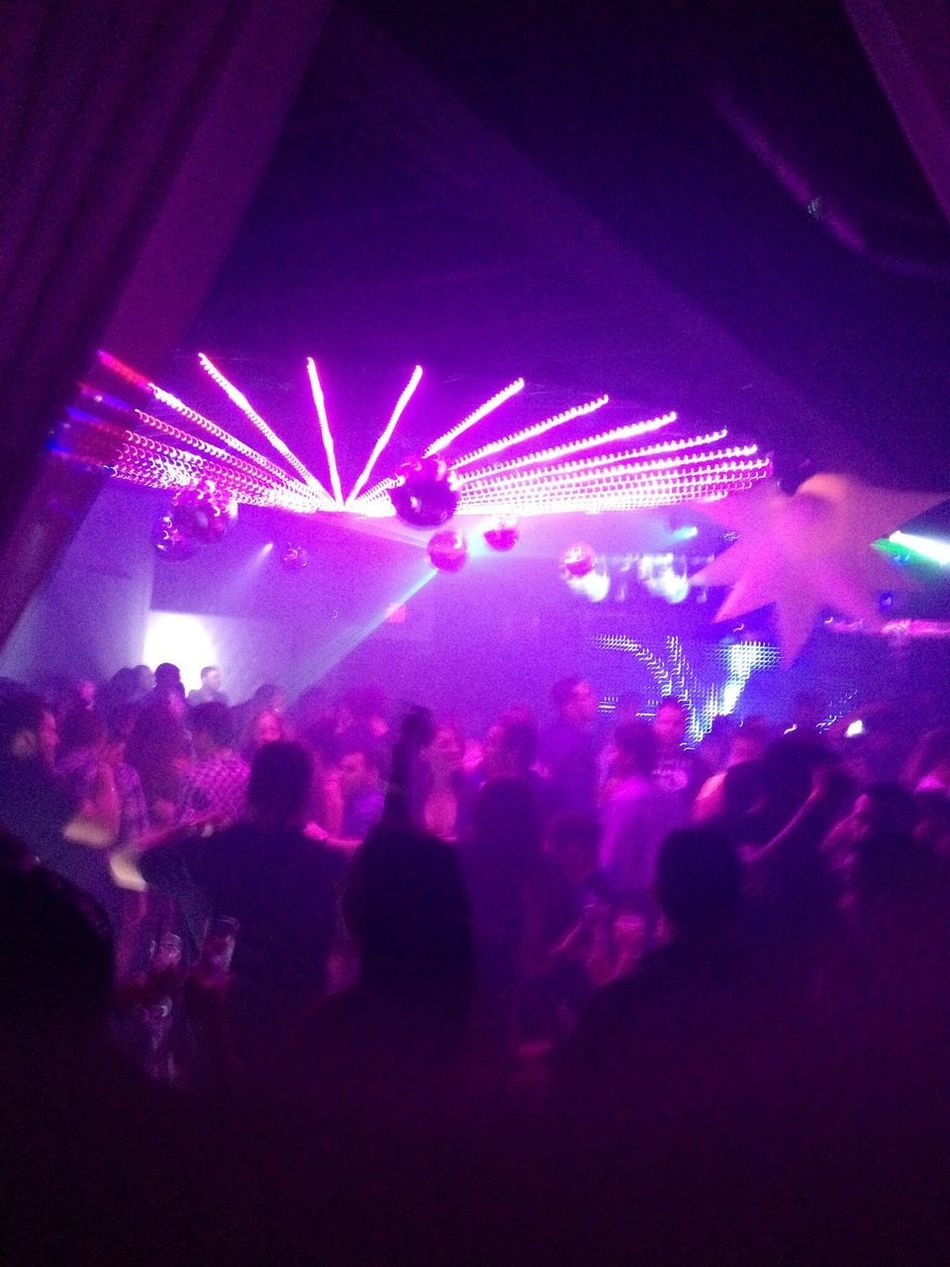 Mcallen Night Club Friends Party Time
