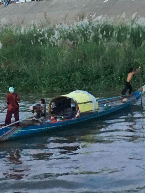 Floating Village Phnom Penh