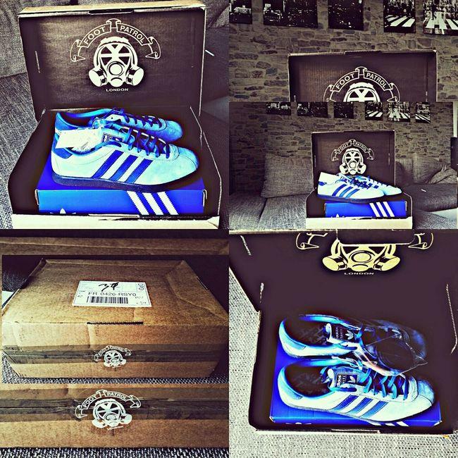 Sneakers Adidasoriginals Streetfashion Footpatrol