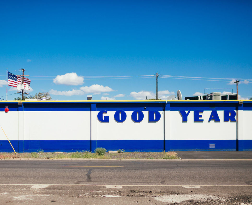 America Good Year MidWest Road Roadside Small Town Tire Tire Store Tires First Eyeem Photo